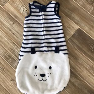 Little Me sleeveless Sleep Sack